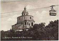 BOLOGNA - SANTUARIO DI S.LUCA E FUNIVIA 1958