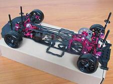 1/10 Alloy & Carbon SAKURA D4 AWD EP Drift Racing Car Frame Body Kit #KIT-D4AWD