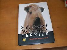 Soft Coated Wheaten Terrier by Marjorie Shoemaker (1997, Hardcover)