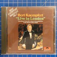 Bert Kaempfert Live in London Polydor 825144-2 CD26