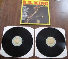 """B.B. King - 2-LP Set (Italy) - """"The B.B. King Story"""" - Records NM; Cover VG"""