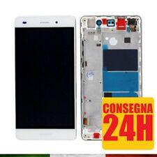 TOUCH SCREEN LCD DISPLAY Per Huawei P8 Lite 2017 PRA-LX1 PRA-LA1 PRA-LX3 BIANCO