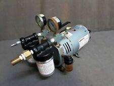 Gast 0523 V4h G588dx Vacuum Pump 115v