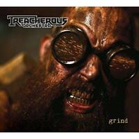 Treacherous Orchestra - Grind (NEW CD)