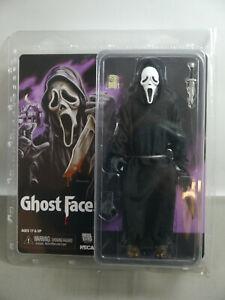 Scream Retro Ghostface (Updated) 20 CM Action Figure NECA New (KB) E