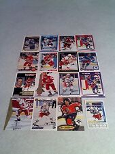 *****Ray Sheppard*****  Lot of 75+ cards.....39 DIFFERENT / Hockey