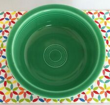 Vintage Fiestaware Green Nappy Bowl  Fiesta HLC 8.5 inch Serving Nappie