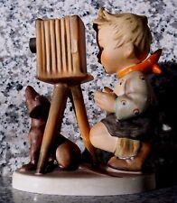 """Hummel personaggio Hum 178 """"Il Fotografo"""" FM 3 * vecchia esecuzione * monocolore fotocamera!"""