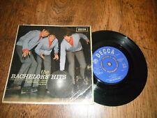 2 X THE BACHELORS HITS DECCA 1964 RECORD MONO DFE8595 CON CLUSKEY JOHN STOKES