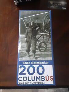 Eddie Rickenbacker Bobblehead Bobble Head Columbus 200 Clippers