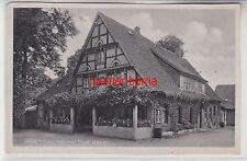 "68569 Ak Hoya / Weser Hotel ""Zum Lindenhof"" um 1940"