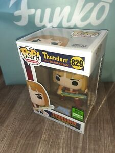 2021 ECCC Funko Pop Animation Convention Exclusive Thundarr the Barbarian 829