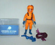 Ghostbusters vintage figure PETER VENKMAN Super Fright Features complete Kenner