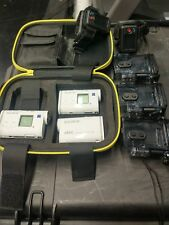 3 Sony Action Cam with 2 RM-LVR2 Live Vew Remotes