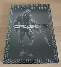 Crysis 2 Nano Edition Steelbook - PC - Brand New & Sealed - Extremely Rare