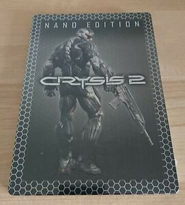 Crysis 2 Nano Edition Steelbook - Xbox 360 - Brand New & Sealed - Extremely Rare