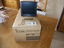 Icom SP-38 Desktop External Speaker For Icom IC-7300 & Icom IC-9700