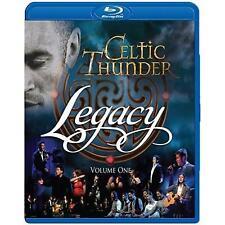Legacy, Vol. 1 by Celtic Thunder (Ireland) (Blu-ray Disc, Feb-2016, Sony Music)