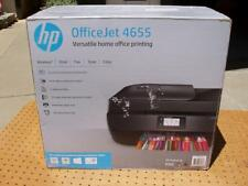 HP OFFICE JET 4655 ALL-IN-ONE WIRELESS PRINT FAX SCAN COPY BRAND NEW NIB