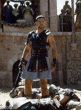PHOTO GLADIATOR - RUSSELL CROWE FORMAT 10X13 CM