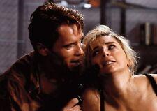 Total Recall Schwarzenegger Sharon Stone Fight Scene POSTER