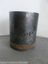 Ancien verre en métal ou argent Paris Rouen 22 juillet 1894 -1964
