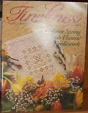 FineLines Magazine Spring 2003 Volume 7 Number 4
