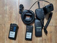 Motorola Ht1250 with extras!