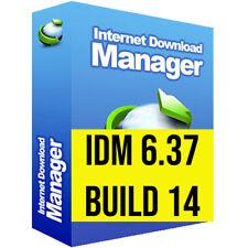 Internet Download Manager ✅ LATEST VERSION 2020 ✅ IDM 6.37 build 14