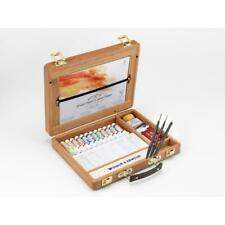 Winsor & Newton Professional Watercolour Tube Bamboo Box Set