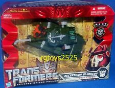 Transformers Revenge of the Fallen Decepticon BLUDGEON New Robot Tank 2009