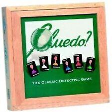 Has44163 Hasbro - Cluedo Nostalgia Wooden Edition