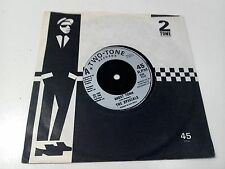 """The Specials Ghost Town / Why - Friday Night... 7"""" Single EX Vinyl Record TT17"""