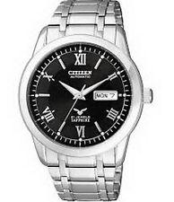 Citizen Sapphire Automatic Mechanical Men's Watch NH8290-59E