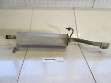 OPEL CORSA 1.2 G 5M 63KW (2011) RICAMBIO SILENZIATORE TERMINALE 13263396 3912041