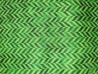 Hoffman Prints ZigZag Green Grass 100% cotton BTY