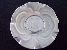 04 05 06 07 08 09 Cadillac CTS STS polished alloy wheel center cap 4578