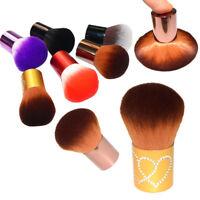 Pro Flat Professional Foundation Face Blush Kabuki Makeup Brush Cosmetic Tool