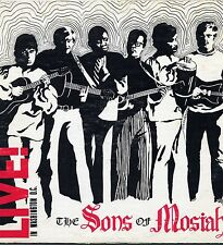 "SONS OF MOSIAH ""LIVE IN WASHINGTON D.C."" ORIG US 1970 2 LPs MOBY GRAPE"