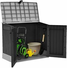 Large KETER Midi Store Outdoor Garden Storage Shed Garage Backyard Utility Bikes