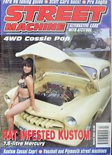 STREET MACHINE MAGAZINE MARCH 1999. VGC. UK DISPATCH