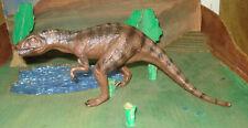 Schleich Allosaurus Collectible 2001 Jurassic Replica Saurus Rare Retired Cool