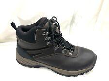 Eddie Bauer Everett Brown Waterproof Memory Foam Mens Hiking Boots Size 12M
