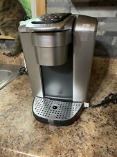 Keurig K-Elite K90 With Water Filter And My K Cup-NEW Without Box!!!!