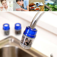 Home Activated Carbon Water Filter Faucet Tap Household Purifier Remove Rust--
