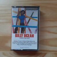 Billy Ocean  Inner Feelings Audio Cassette Tape