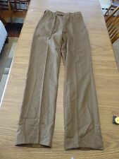 Genuine Brown British Army Uniform Trousers No 2 Dress Army All Ranks 200/104/88