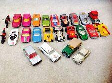VINTAGE BUNDLE OLD LESNEY  MATCHBOX DIECAST TOY CARS