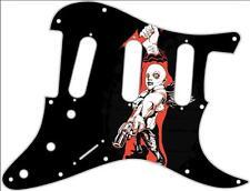 Stratocaster Strat Pickguard Fender SSS 11 Hole Guitar Pick Guard The Enforcer