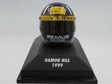 Minichamps 1:8 Damon Hill Helmet F1 1999 Jordan Team 381990007